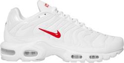 Nike X Supreme Whtie Air Max Plus Sneakers