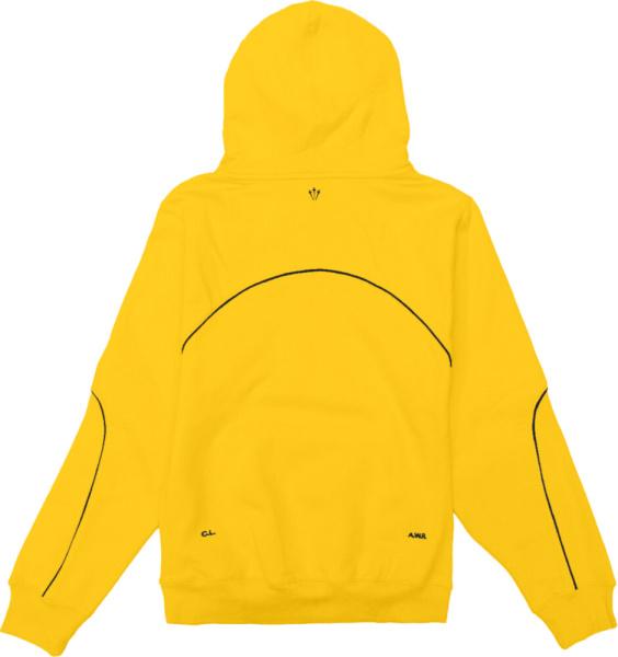 Nike Yellow Nocta Hoodie