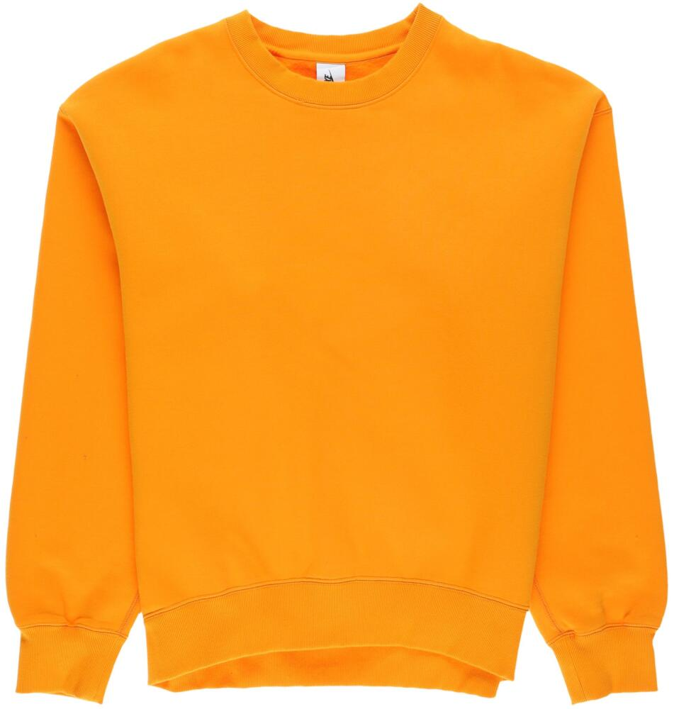 Nikelab Orange Crewneck Sweatshirt