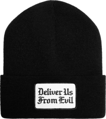 Noah Deliver Us From Evil Beanie