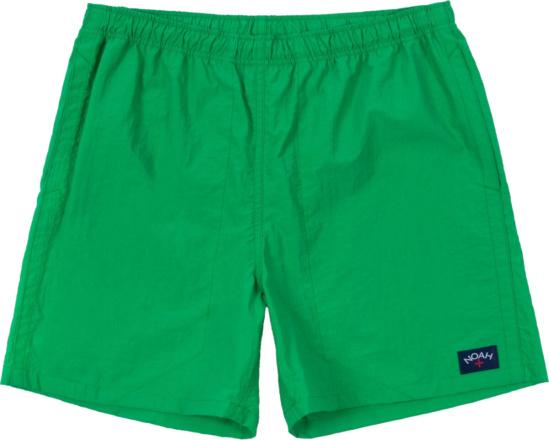 Noah Kelly Green Swim Shorts
