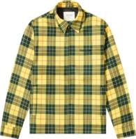 Yellow Check Jacket