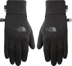 Black 'ETIP' Gloves