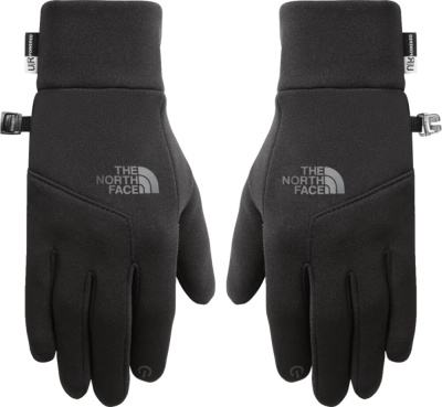 North Face Black Etip Gloves