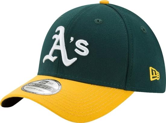 Oakland Athletics Adjustable Hat