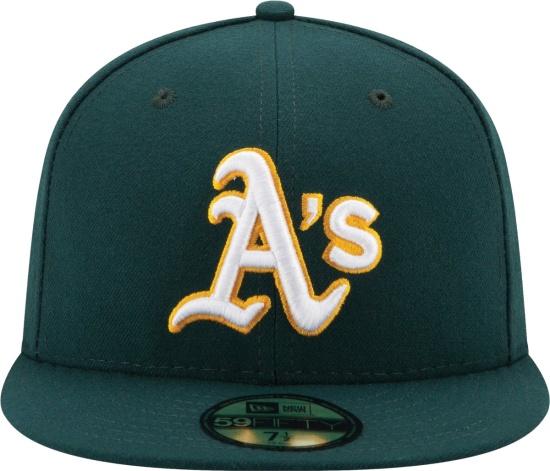Oakland Athletics Green 59fifty