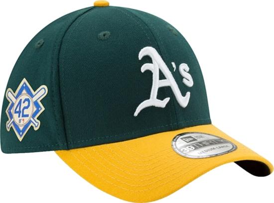 Oakland Athletics Jackie Robinson Day 39thirty Hat