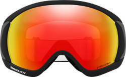 Oakley Black Orange Torch Snow Goggles