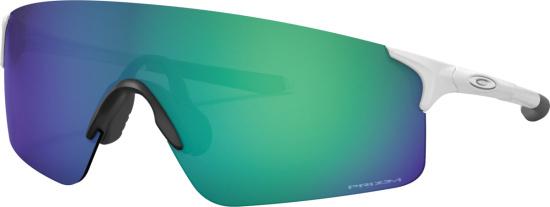Oakley White And Jade Frameless Sunglasses