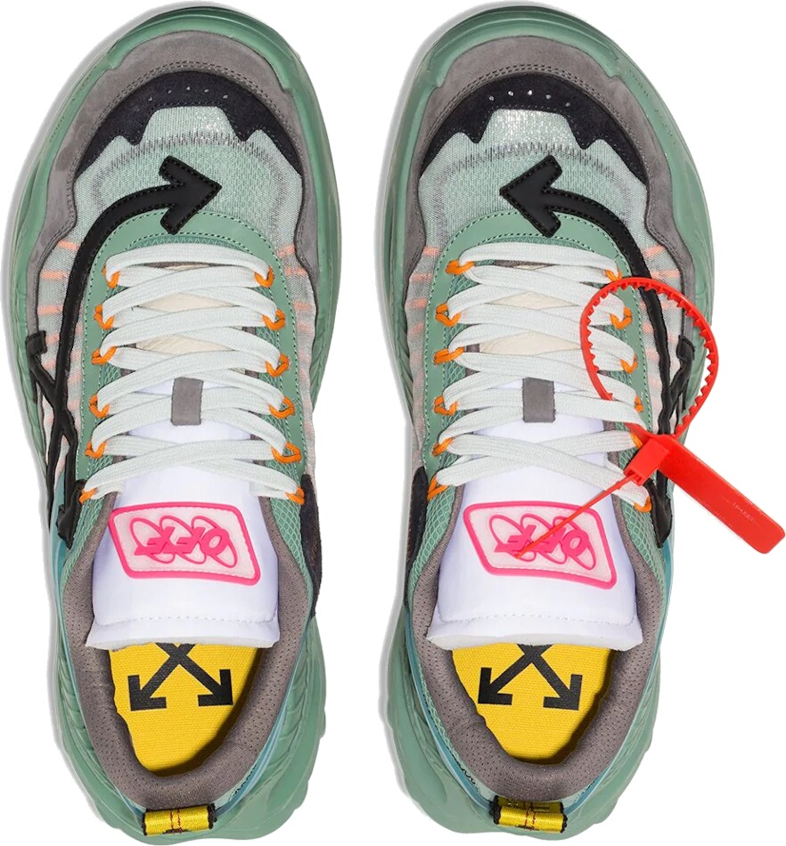Off White Odsy 1000 2.0 Low Top Sneakers