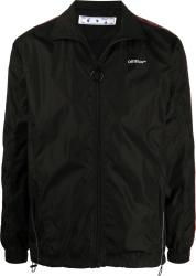 Black 'Bookish' Track Jacket