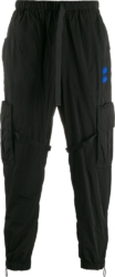 Black Parachute Cargo Pants