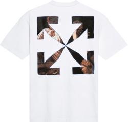 Off White Caravaggio Angel T Shirt