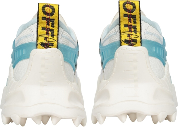 Off White Pale Blue Odsy 1000 2 Sneakers