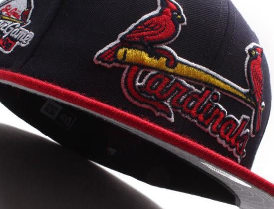 more photos 79f8f 671cc New Era 2009 MLB All Star Game St. Louis Cardinals 59Fifty Hat