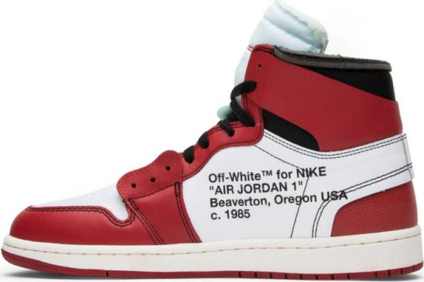Offwhite X Nike Jordan 1 Retro High Og Chicago Sneakers Worn By Youngboy Nba In For Keeps Music Video