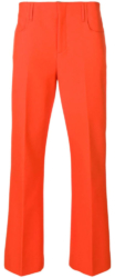 Orange Pants Worn By Gunna And Made By Acne Studios