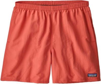 Orange Patagonia Shorts Worn By Pusha T