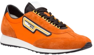 Orange Sneakers Worn By Denzel Curry In Ricky Music Video