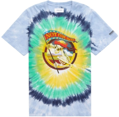 Ovadia And Sons Not Fade Away Tie Dye Shirt
