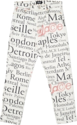 Palace Cityscape White Jeans
