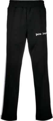 Palm Angels Black Trackpants