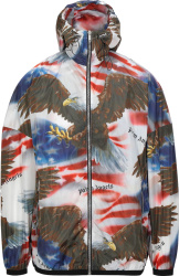 Palm Angels Eagle Print Jacket