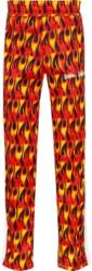 Flame Print Trackpants