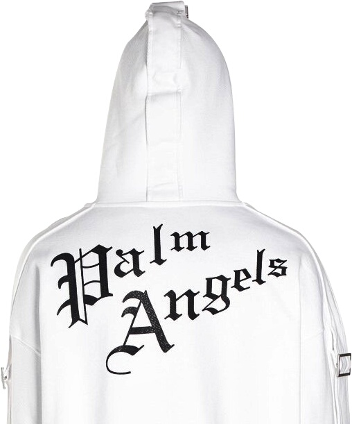 Palm Angels Monarch Butterfly Hoodie