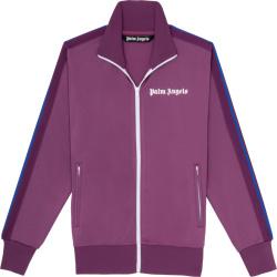Palm Angels Purple Grape Track Jacket