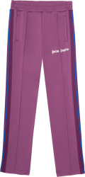 Palm Angels Purple Grape Track Pants