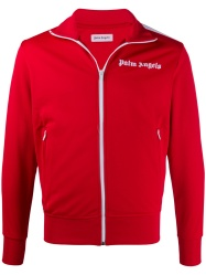 Palm Angels Red Track Jacket