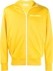 Palm Angels Yellow Track Jacket
