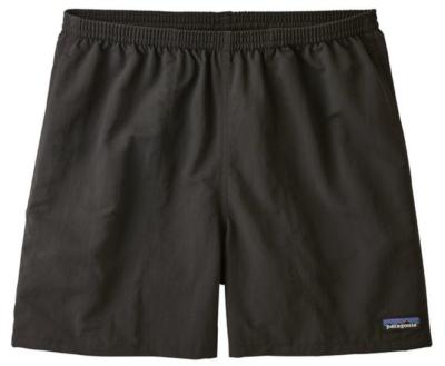 Patagonia Black Baggies Shorts Worn By Pusha T