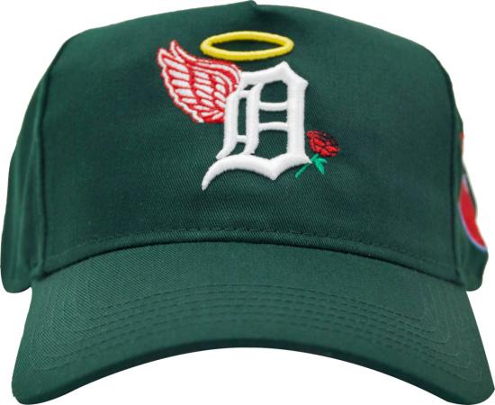 Phelit La Green Detroit Halo Hat