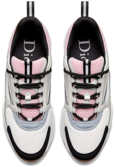 Pink Dior B22 Sneakers