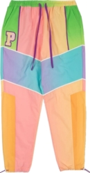 Pink Dolphin Multicolor Pastel Track Pants