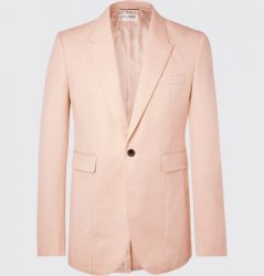 Pink Jacket Worn By Post Malone In His Wow Music Vidoe