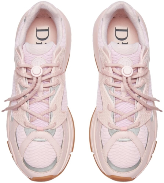 Pink Sneakers Worn By Offset