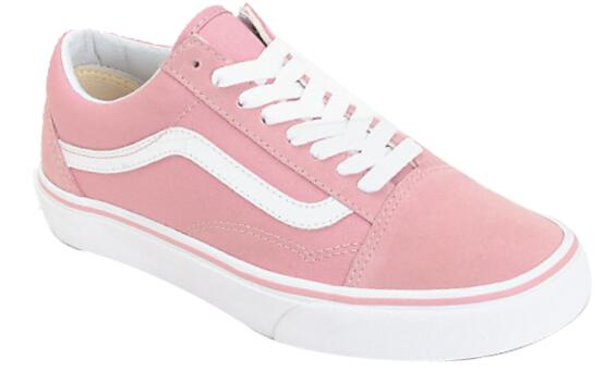 Pink Vans Old Skool Sk8 Low Sneakers