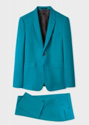 Pnb Rock Blue Paul Smith Suit Pants Wore In The I Like Girls Music Video