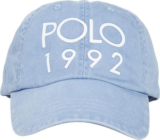Polo Ralph Lauren Light Blue 1992 Hat