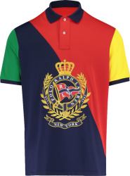 Polo Ralph Lauren Multicolor Newport Crest Polo Shirt