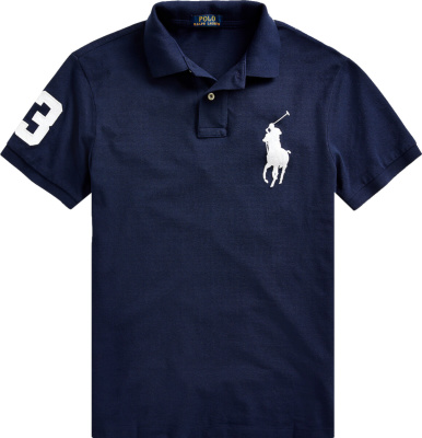 Polo Ralph Lauren Navy Big Pony Polo Shirt