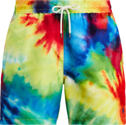 Polo Ralph Lauren Tie Dye Traveler Swim Shorts