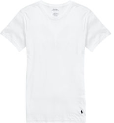 Polo Ralph Lauren White Crew Neck Undershirt
