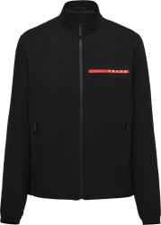 Black 'Bi-Stretch' Jacket