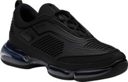 Prada Black Cloudbust Air Sneakers