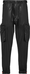 Prada Black Light Nylon Cargo Pants Sph56 1t2y F0002 S 201