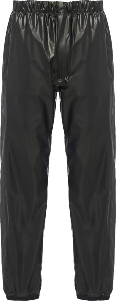 Prada Black Nylon Pants